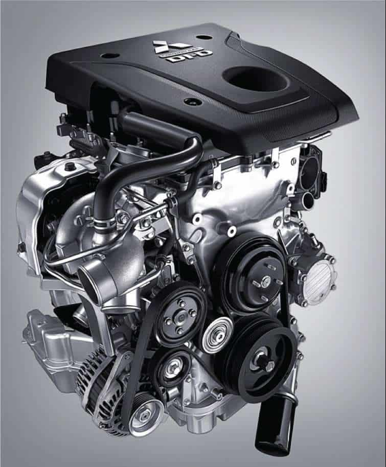 2.4 Liter Turbo Diesel Engine