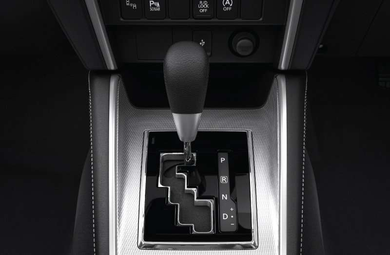 6 Speed Automatic Transmission