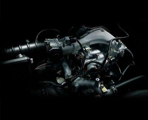 3.0-liter 24-valve V6 Engine