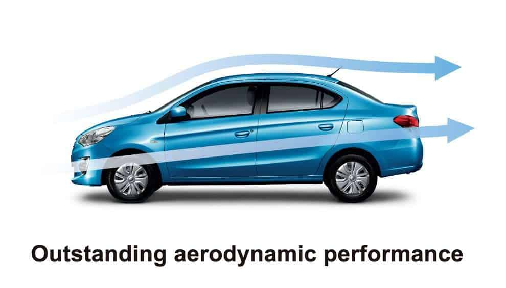 Outstanding Aerodynamic Performance
