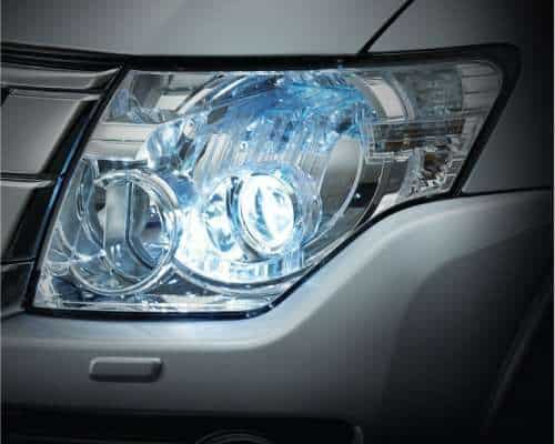 LED Headlamps with DRL