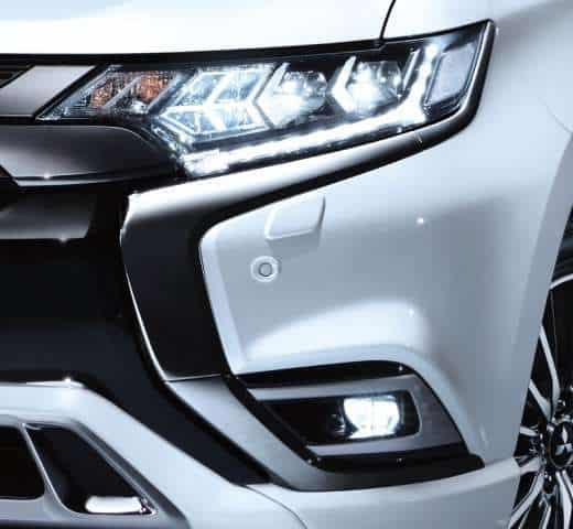LED Headlamps with Daytime Running Light