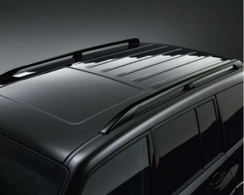 Black Roof Rails