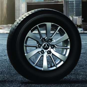 17″ Alloy Wheel