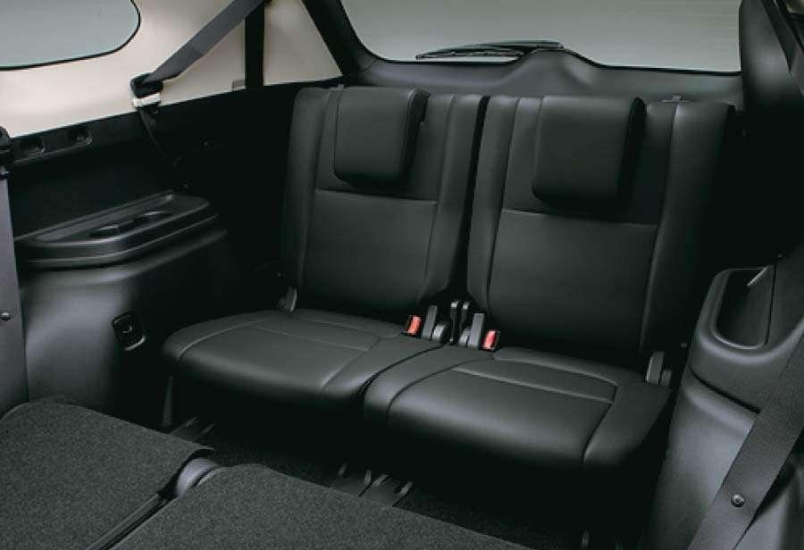 Comfortable 3rd-row Seats
