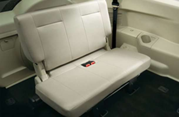 Front Facing Removable Bench Seats