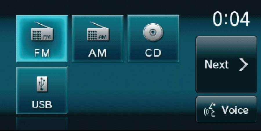 Wide HD Display
