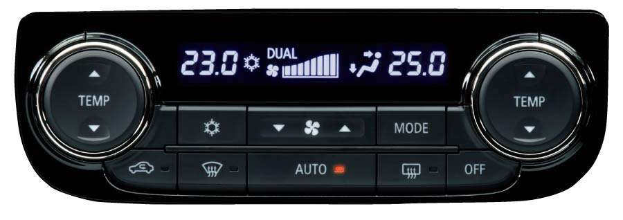 Automatic Climate Control AC