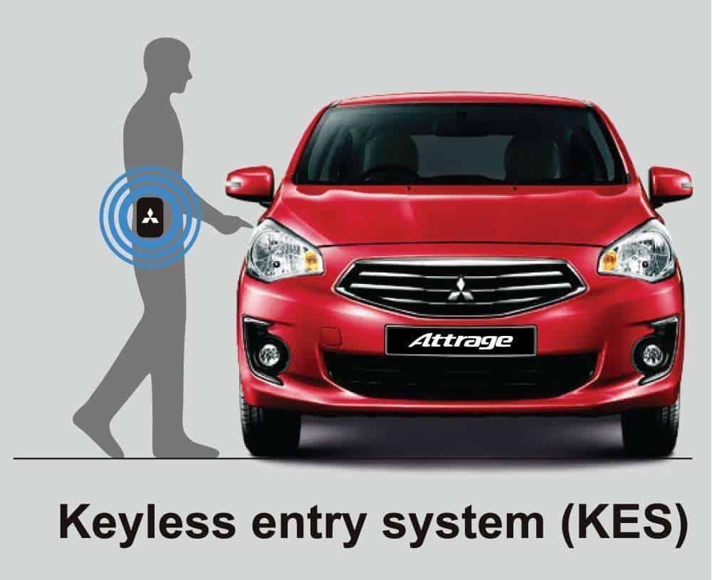 Keyless Operation System