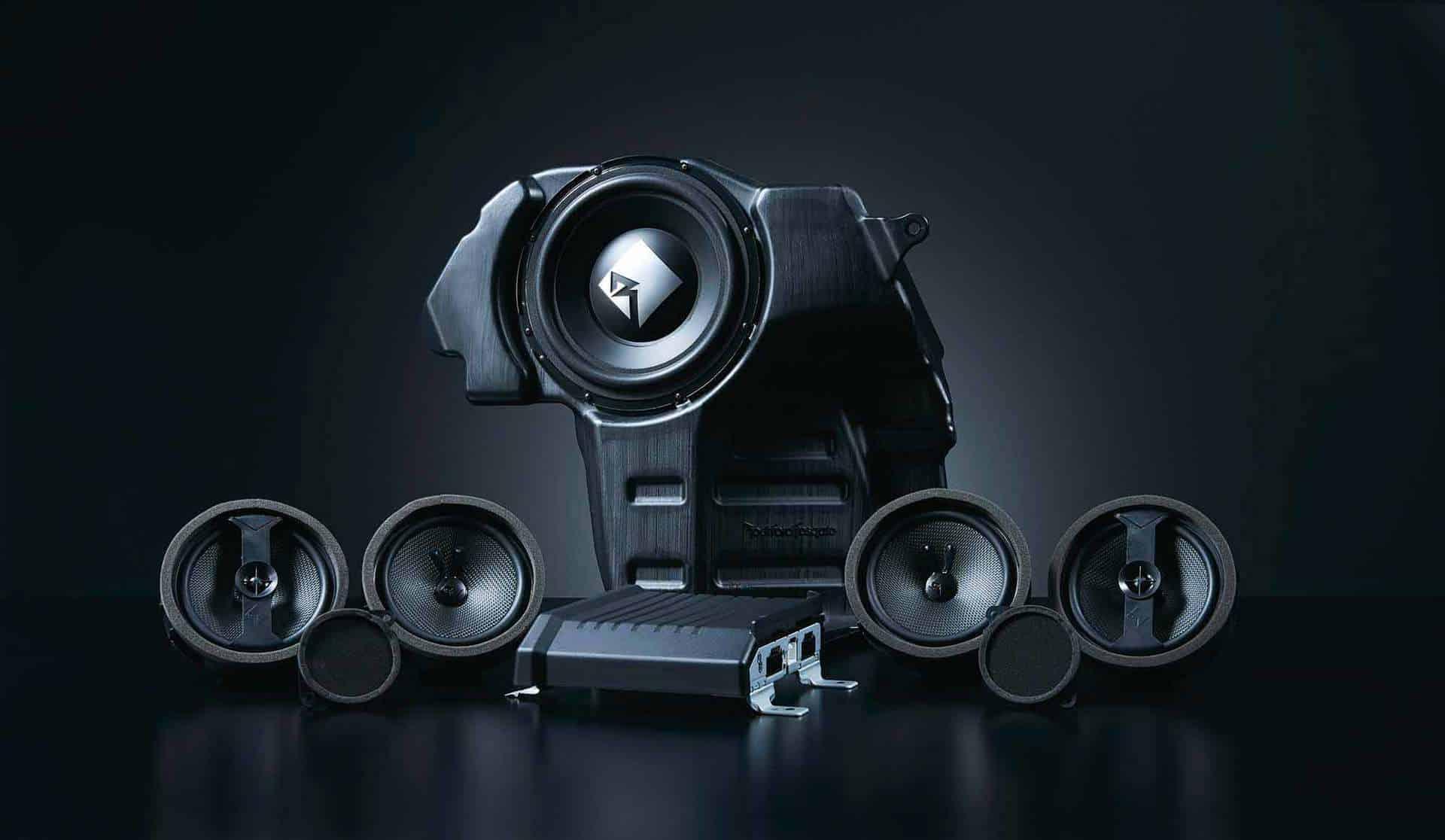 Rockford Fosgate® Premium Sound System