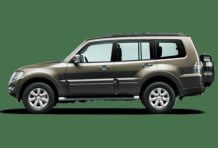 PAJERO Deep Bronze Metallic C18 Brand New Car Mitsubishi Bangladesh