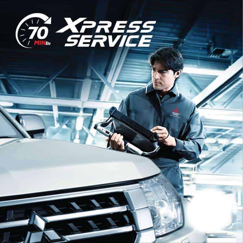 Xpress Service Brand New Car Mitsubishi Bangladesh