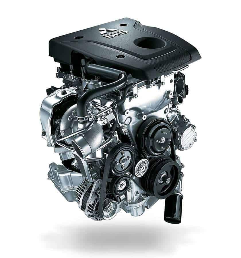 2.5 Liter Engine