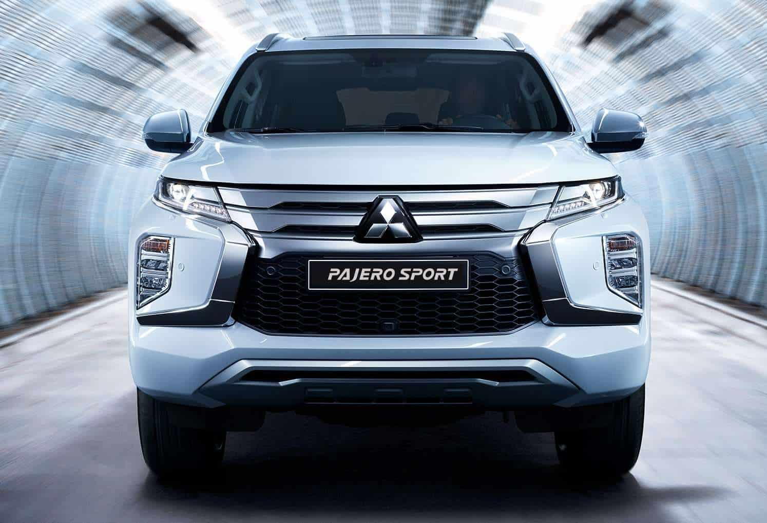 The new face of Mitsubishi