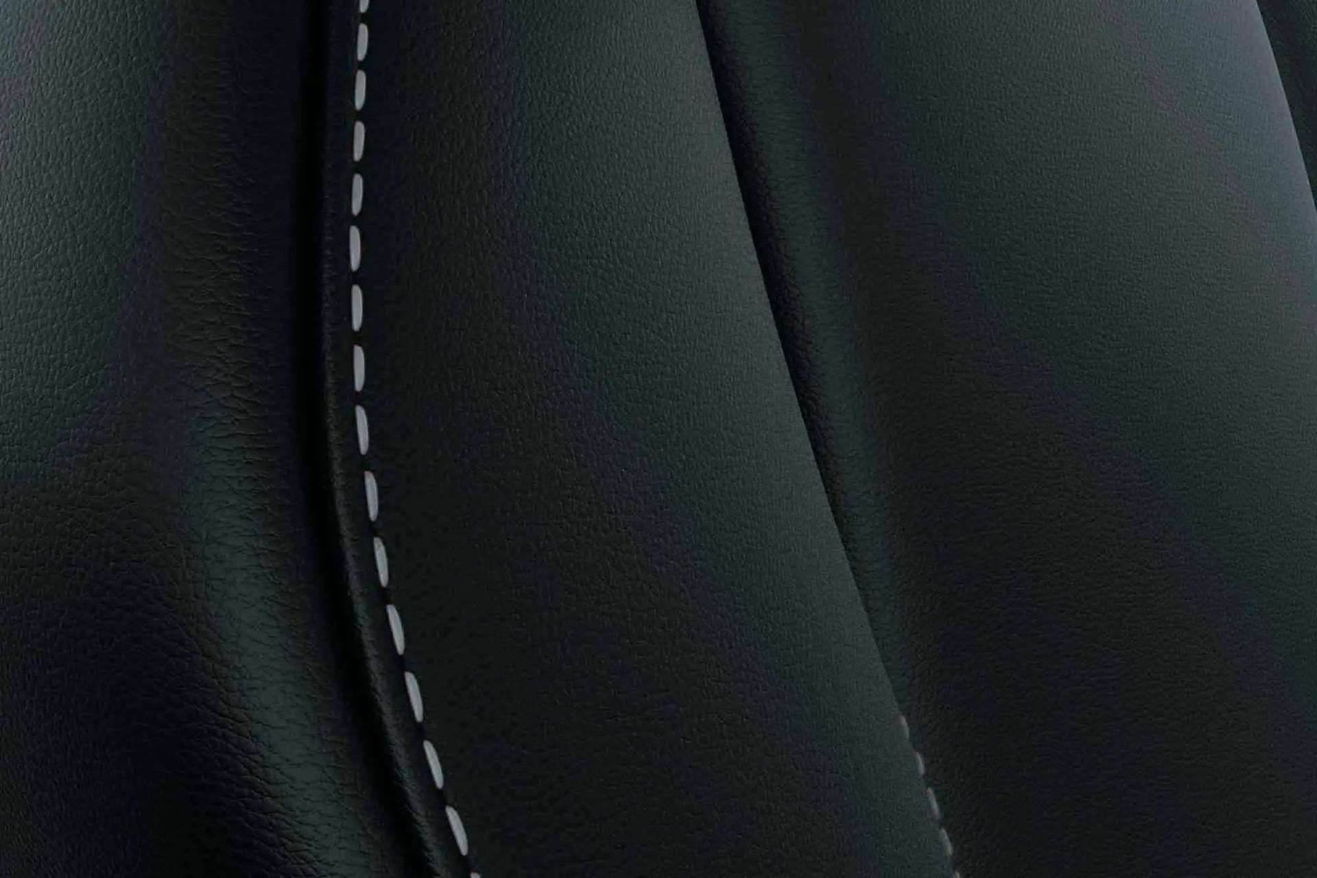Stitched Leather Seats